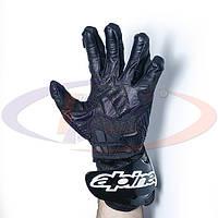 Мотоперчатки кожаные черные Alpinestars Gp Tech, L (длинные)