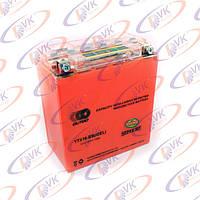 Аккумулятор гелевый для мотоцикла 12v 14a  YTX16-BS(I-GEL) с индикатором, OUTDO
