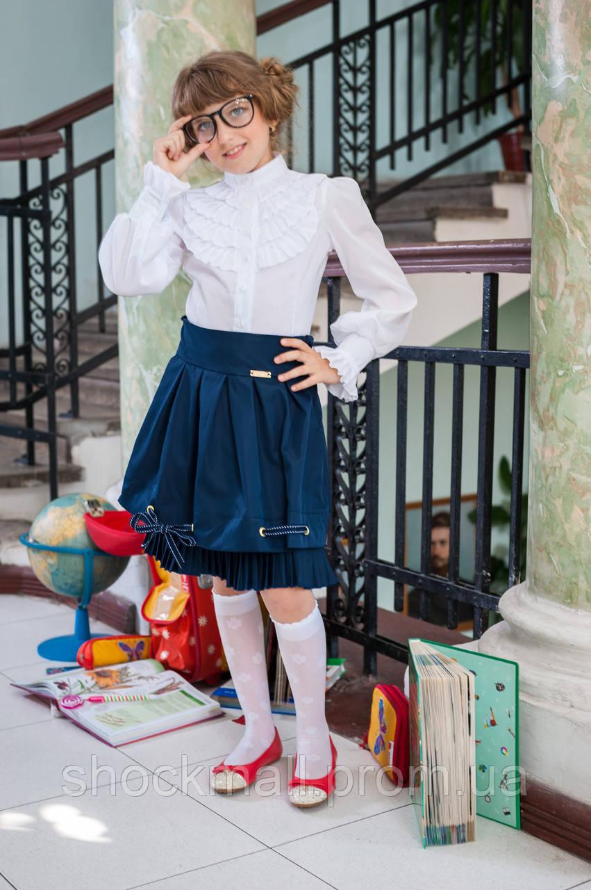Блузки детские для школы с доставкой