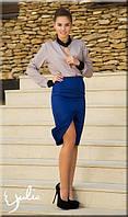 Костюм юбка и блузка № 077
