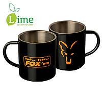 Термокружка металлическая, Fox Stainless Mug 400ml