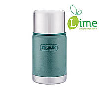 Термобанка для еды Stanley Adventure Green 0.7L