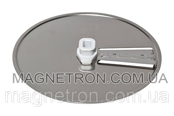 Диск для толстой/тонкой нарезки для кухонных комбайнов Bosch 650964, фото 2