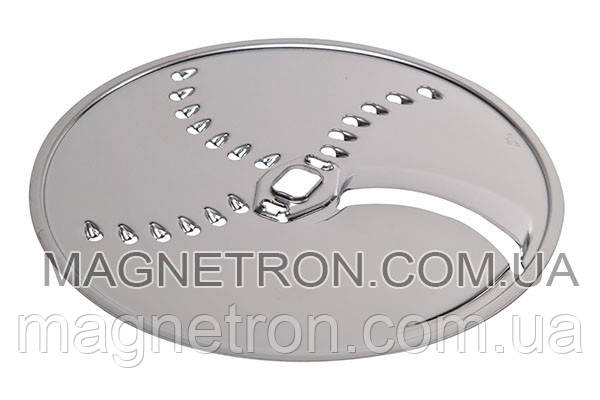 Диск - терка (мелкая/шинковка) MUZ4KP1 для кухонных комбайнов Bosch 468742, фото 2