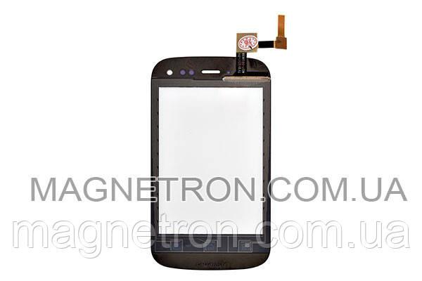 Тачскрин #TK0123C-TYA07-S8080B для телефона FLY IQ256, фото 2