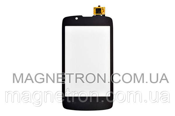 Сенсорный экран #F00G40X4022BV03 для мобильного телефона FLY IQ4490, фото 2