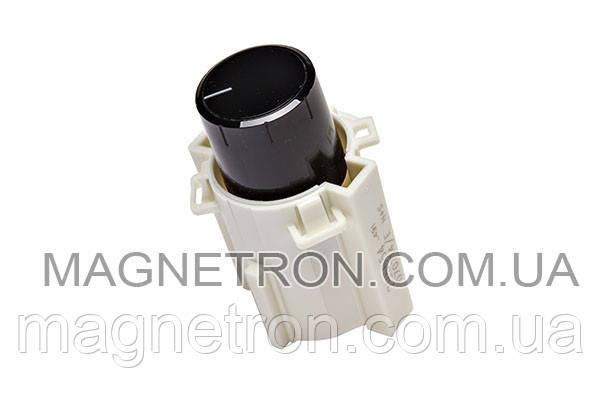 Ручка регулировки температуры и режимов с фиксатором для духового шкафа Bosch 612448, фото 2