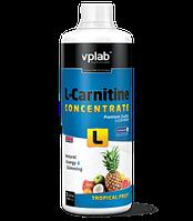Жиросжигатели карнитины VPLab L-Carnitine Concentrate 100.000 1000ml