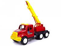 """Машина """"Дампер подъемный кран"""" Kinderway 13-003-1"""