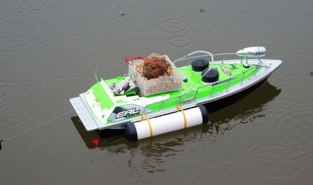 кораблик для рыбалки carponizer