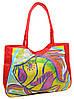 Удобная пляжная сумка Podium  1329 red, красный