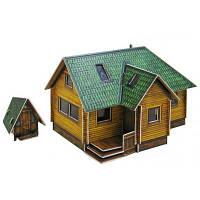 Сборная модель Умная бумага Дачный домик (281)