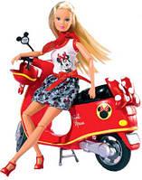 Кукла Steffi Minniе Mouse на скутере Simba 5748641