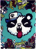 Чехол для планшета Paint Case Zombie Pop Panda Apple iPad Air 2 Blue