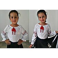 Блузка для девочки Вышиванка