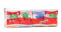Гигиенические салфетки (платочки) Bella baby Happy mini 10*8 Белла