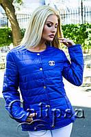 Куртка женская Шанель 9008