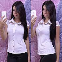 """Блуза """"Кокетка"""", фото 1"""