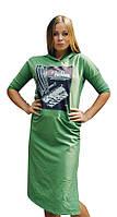 Платье женское с рисунком оптом , фото 1