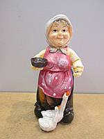 Интересная статуэтка Бабушка