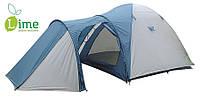 Палатка четырехместная, Forrest с тамбуром