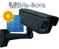 Муляж видеокамеры А-74 обманка видеонаблюдения наружной установки