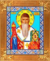 Схема для вышивки икона Св. Спиридон Тримуфийский