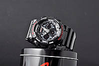 Часы мужские Копия Casio G-Shock GA-120 Black черные