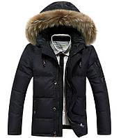 Мужская зимняя куртка пуховик JEEP в наличии! (KR_01) РАЗМЕР 44-48