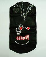 Мешок боксерский кожаный ТМ Wolf