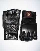 Перчатки с напульсником для рукопашного боя и единоборств ТМ Wolf