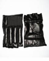 Перчатки для единоборств и рукопашного боя с амортизирующими вставками ТМ Wolf