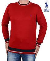 Свитер мужской Ralph Lauren-41 красный