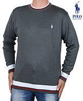 Свитер мужской Ralph Lauren-41серый