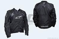 Куртка кожзам + текстиль ALPINSTAR
