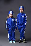 """Детский спортивный костюм двойка с лампасами """"Adidas"""""""