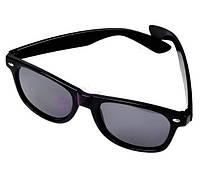 Солнцезащитные черные очки, копия ray ban