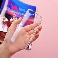 Прозрачный жесткий чехол для Iphone 5 5s