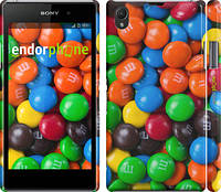 "Чехол на Sony Xperia Z1 C6902 M&M's ""1637c-38"""