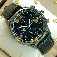 Часы Armani Black/Black Silver/Black