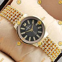 Часы Swarowski Gold/Black