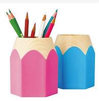 Стаканчик для ручек/карандашей Карандаш