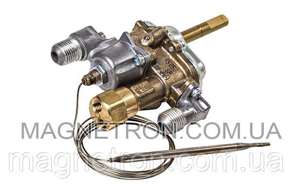 Кран газовый духовки для газовой плиты Indesit C00082339 (с термостатом), фото 2