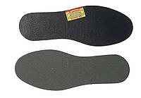 Стельки для обуви натуральная кожа+кож.картон с 36-46р опт, розн.