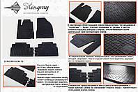 Резиновые коврики в салон на Lexus RX (Лексус РХ)