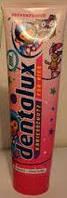 Зубная паста DentaLux  Kids Früchte Gel (Гель детский)