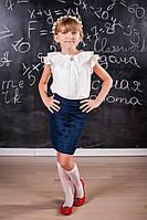 Детская шифоновая блузка на девочку 216 от производителя