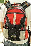 Велосипедный рюкзак Giant red
