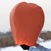 Небесный фонарик — оранжевый купол