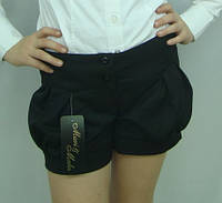 Школьные шорты для девочки . код 331 MM
